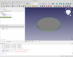 Software Freecad Screenshot, Skizze auswählen